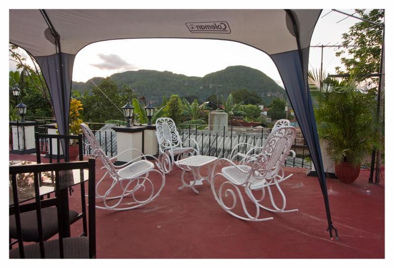'Back terrace'