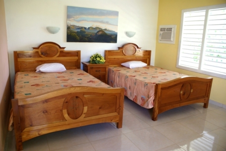 'Bedroom3' Casas particulares are an alternative to hotels in Cuba.