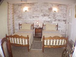 'Habitación' Casas particulares are an alternative to hotels in Cuba.