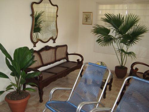 'living room from main door'