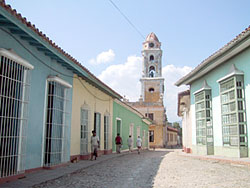 'Exterior' Casas particulares are an alternative to hotels in Cuba.